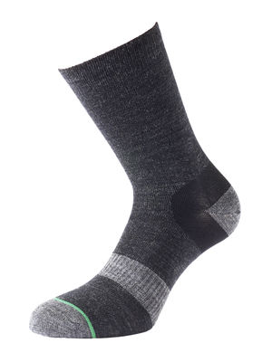 Approach Sock Charcoal (M)
