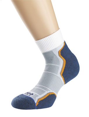 Breeze Anklet Navy/Gray (M)
