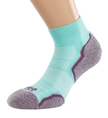 Breeze Anklet Mint/Purple (LS)