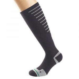 Compression Sock Black (M)
