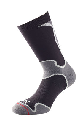 Fusion Sock Black (XL)