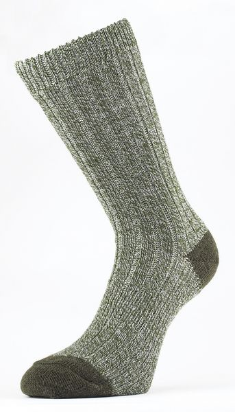 Heavyweight Walking Sock Green (XL)