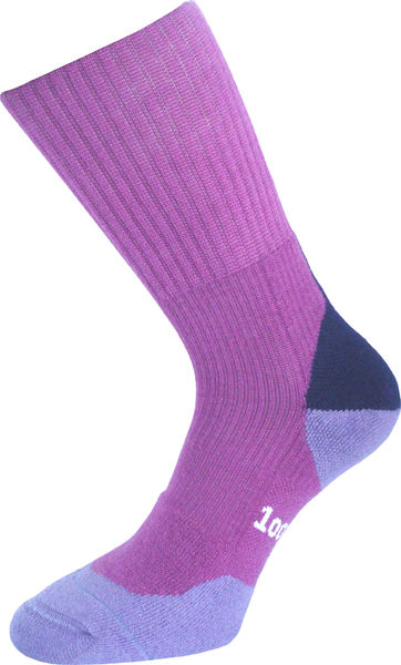 Fusion Walking Sock Fuchsia (LS)