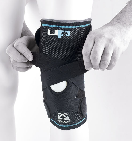 UP Polvituki (L) Advanced Compression Knee Support