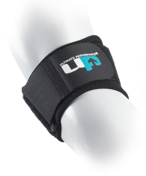 UP Kyynärtuki Ultimate Tennis Elbow - Black
