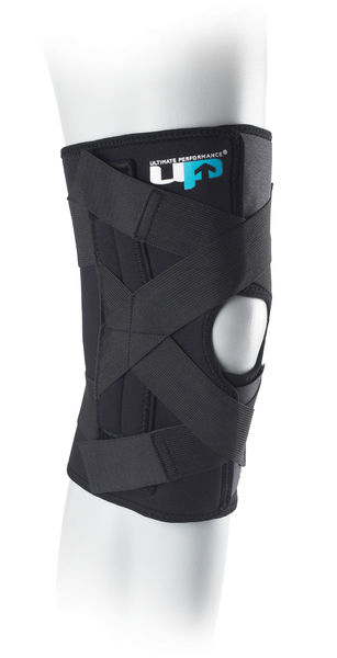 UP Polvituki (XL) Wraparound Knee Brace, 50-60cm