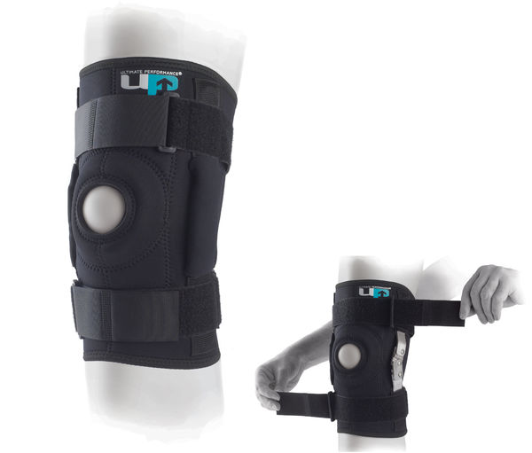 UP Polvituki (L) Hinged Knee Brace - Saranoitu